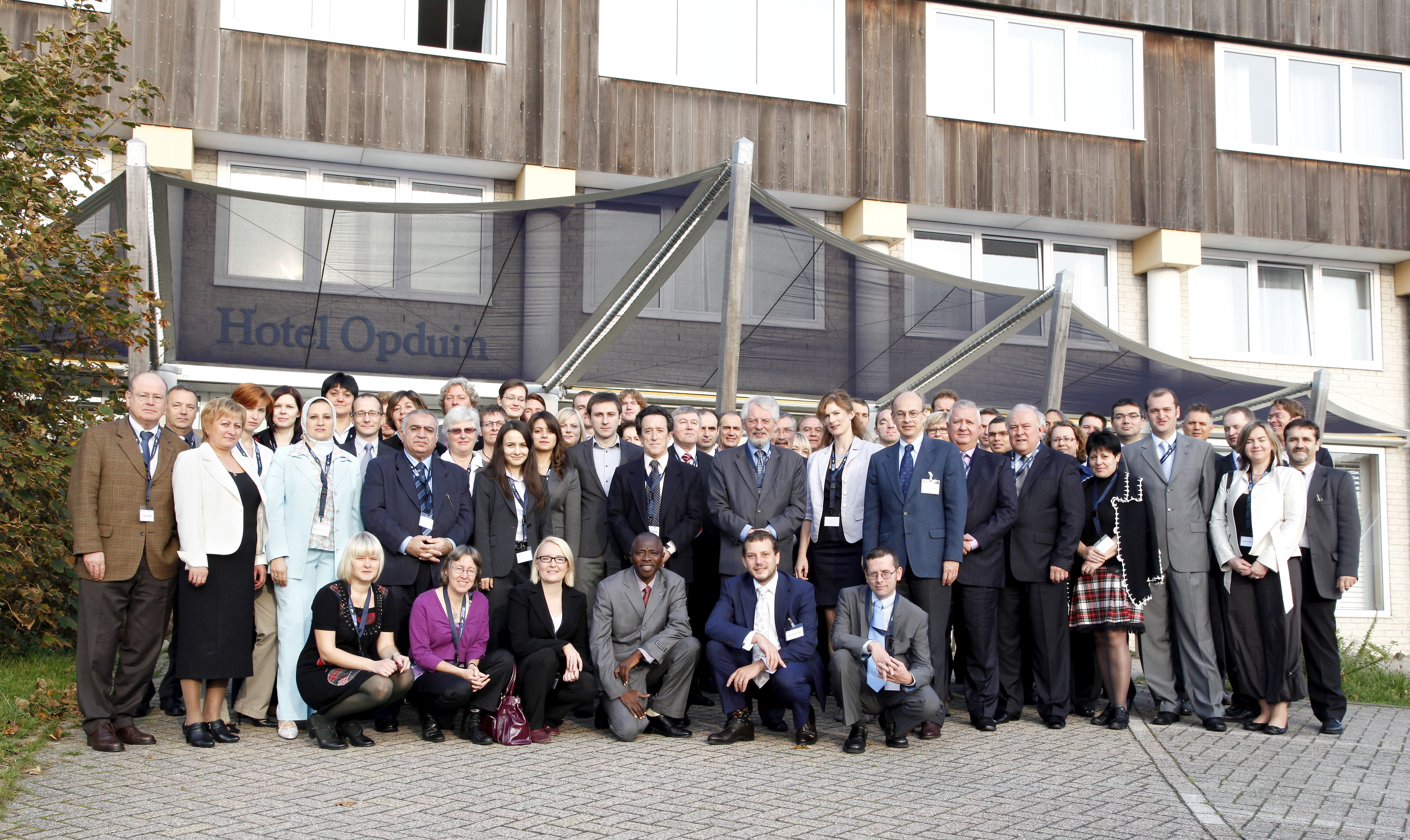 Participants of the 8th Annual Meeting